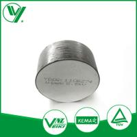China High Energy Metal Oxide Varistor MOV Surge Protection With KEMA Type wholesale