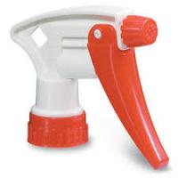 China Chemical Resistant Plastic Trigger Sprayer Color Customized Non Spill For Spraying wholesale