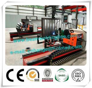 China Automatic H Beam Welding Line , Corrugated Web Beam Welding Machine wholesale