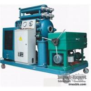 China Vacuum insulating oil purification machine on sale
