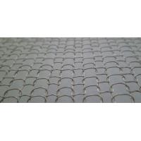 China Corrosion Resistance Stainless Steel Knitted Wire Mesh Cloth 316 304 Gas Liquid Filter wholesale