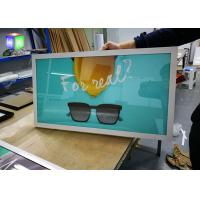 China Picture Poster Frame Light Box A3 Aluminum Wall Mounted For Movie Poster wholesale