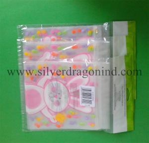 China Zipper Treat bag wholesale