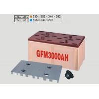 Buy cheap DIN / JIS Standard plastic injection moulded components Battery Case 710*352*344*38mm from wholesalers