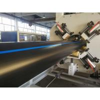 Buy cheap HDPE Water Supply and Gas Supply Pipe Extrusion Line for Big Diameter from wholesalers
