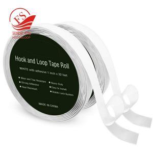 China Hook And Loop Self Adhesive Hook Loop Tape on sale