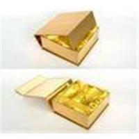 China Customized Gold Present Wine Gift Cardboard Boxes with Lids for Wedding wholesale