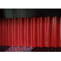 China 1000mm Width PPGI  Rainwater Used With Pre-Painted Galvanized Steel wholesale