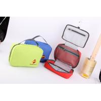 China Fashion Hanging Toiletry Kit in Blue Polyester wholesale