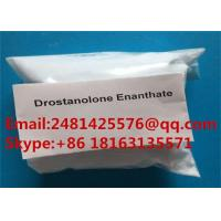 Buy cheap Safe Anabolic Steroids Drostanolone Enanthate Powder CAS 472-61-145 For Muscle from wholesalers