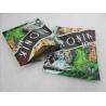 China 100 micron PET / VMPET / PE Herbal Incense Packaging Bags wholesale