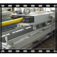 China double wall corrugated pipe production line wholesale