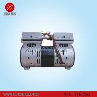 China TOP750 hot sale oil free air compressor pump of thermal protector wholesale