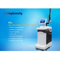 China Vertical Co2 Fractional Laser F7 Acne Scar Removal Machine Fractional   /   Normal Mode on sale