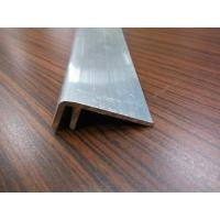 China 6063T5 Mill Finish Aluminium Angle Extrusions with Different Sizes Stock Mould wholesale