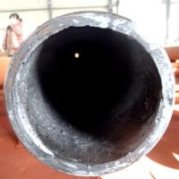 China The ceramic-lined steel composite pipe wholesale