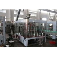 China Linear Beer Bottle Filling Machine Glass Bottle Gravity Filling System wholesale