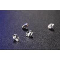 China VVS Clarity Round Moissanite DEF 6.5mm With 57 Facted Cutting Type RM-036 wholesale