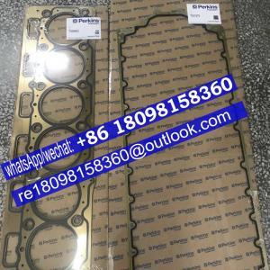 China T408652 T407678 Perkins Cylinder Head Gasket /diesel engine parts wholesale