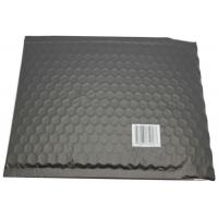 China Heat Seal Matte Metallic Bubble Mailers 4X8 #000 Moisture Resistant For Packaging on sale