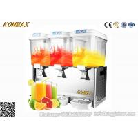China High Capacity Commercial Cold Drink Dispenser , 9LX3 Spraying Dispenser For Bars on sale