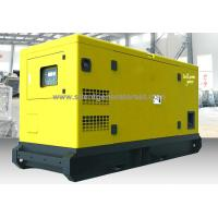 China 60hz ISO Certificated 1800 Rpm Diesel Generator Turbocharged 230kw By Cummins on sale