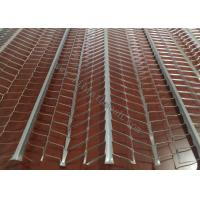 China 150mm Reinforcement Distance Expanded Metal Lath 2.1m Length 0.25mm Thickness wholesale