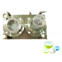 China High Precision Plastic Bowl Mould Stainness Steel Two Cavity Strong Wear Resistance wholesale