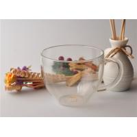 China Pyrex Double Wall Glass Tea Infuser , Double Walled Thermo Glasses wholesale