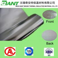 China Roofing Aluminum Foil Woven Building Heat Insulation Material Waterproof wholesale