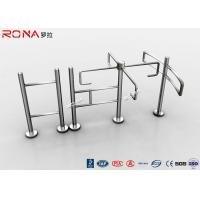Buy cheap RFID Half Height Automatic Systems Turnstiles Electronic Mechanism 30 Persons / from wholesalers