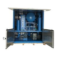 Water Proof Type Vacuum Processing Insulating Oil Purifier Dewater and Degas from Oil