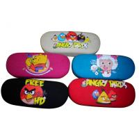 China cute semi hard kids eye glasses cases for spectacle frame wholesale