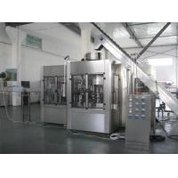 China 12000BPH PET Bottle Filling Machine , Drinking Water Treatment Filling Machine wholesale