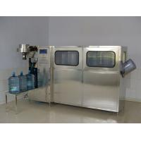 China 15Kw Big Volume 5 Gallon Water Bottle Filling Machine 4200*1600*1600mm wholesale