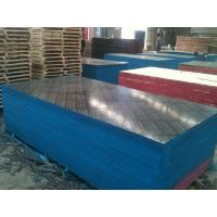 China WBP Black / Brown Film Faced Plywood for Construction Timber , Marine Grade wholesale
