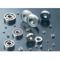 China Stainless Steel Deep Groove Ball Bearing S609 2RS, S609 ZZ wholesale