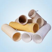 China Anti-Static Nomex Felt Filter Bags In Air Filtration , 2 Micron Filter Bag wholesale