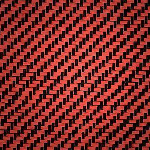 China Red Kelvlar/carbon cloth wholesale