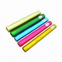 China Running Competition Relay Batons, Various Colors are Available wholesale