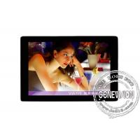 China Tft Screen 19.1 Inch Wall Mount Lcd Monitor Media Playing 1000/1 Contrast Ratio on sale