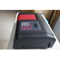 China Bicarbonate Total zinc UV-visible spectrophotometer High Precision For Laboratory wholesale