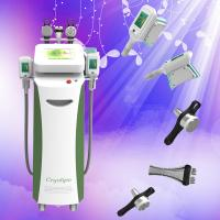 China 2014 new arrival cool cryolipolysis machine for sale, vacumm+RF+cavitation, spa use wholesale