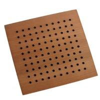 China 1220 mm*2440 mm Perforated Mineral Fiber Acoustical Ceiling Tiles Gypsum Boards on sale