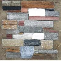 China Multicolor Z Stone Cladding,Natural Stacked Stone,Outdoor Stone Veneer,Indoor Stone Panel wholesale