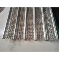 China 2.5m Length Thickness Galvanized High Ribbed Formwork  For Building 0.30mm Thickness wholesale