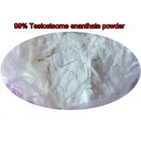 China High Purity Testosterone Enanthate Powder Anabolic Steroid For Muscle Building wholesale