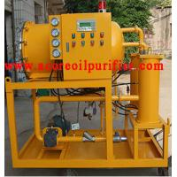 China Coalescence-separation Oil Purifier For Turbine lube Oil,Coalescing Oil Water Separator on sale