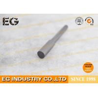 China Dia 5*300 mm Thick Extruded Graphite Rod , Gold Crucible Graphite Rod Electrodes wholesale