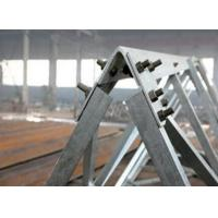 China 60° angle steel tower manufacturer, cold bent angular tower wholesale